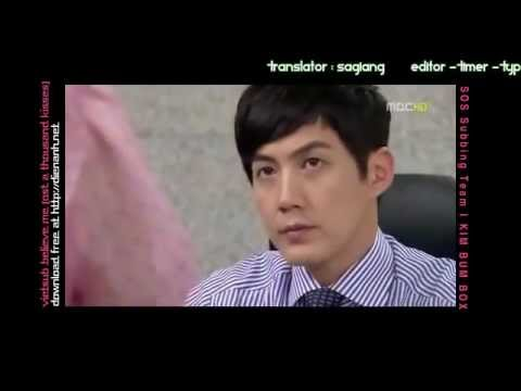[Vietsub + Kara] Believe me (OST A thousand kisses) - Tim.avi