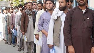 Long Queues at Passport Department after Torkham Closure
