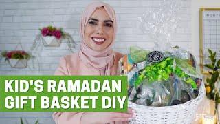 Ramadan Kid's Gift Basket- AWEEA DIY