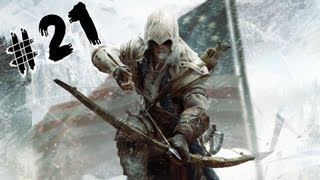 Let´s Play Assassin´s Creed III - HD - #21 - Hafenmeister bug?