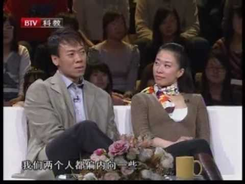 Zhao Hongbo & Shen Xue  - Amazing Couples Interview [English Caption]