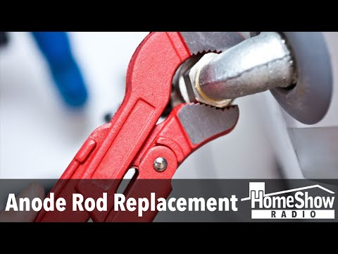 How Often Do You Recommend Changing Water Heater Anode Rods?