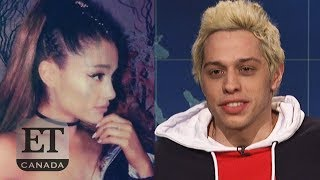 Ariana Grande and Pete Davidson Break Up