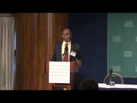 The Academy's 30th Annual Policy Conference: Welcome and Keynote