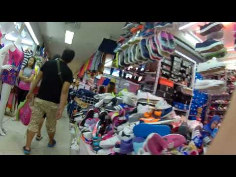 Walking Around 168 Mall Divisoria Manila- 1st Floor