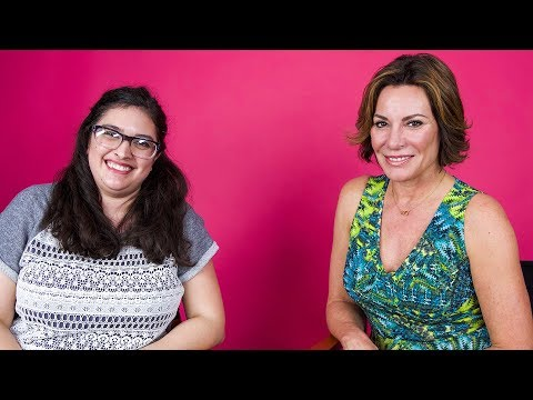 RHONY Star Luann D'Agostino On What's Cool And What's Uncool