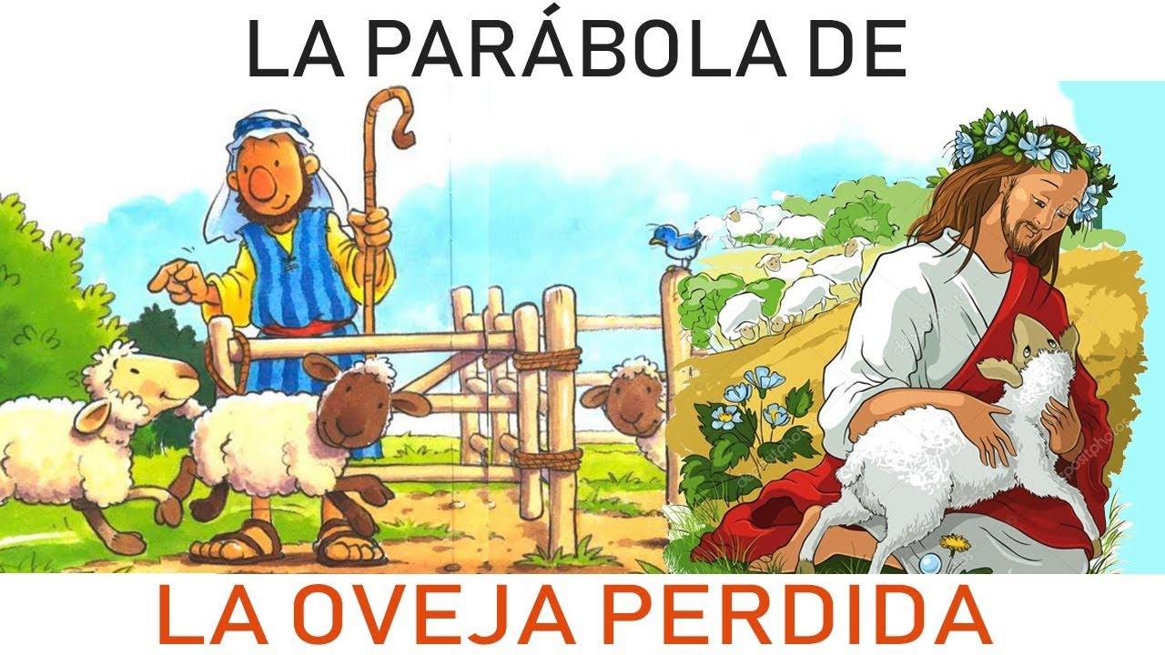 Catolikids La Parábola De La Oveja Perdida Youtube