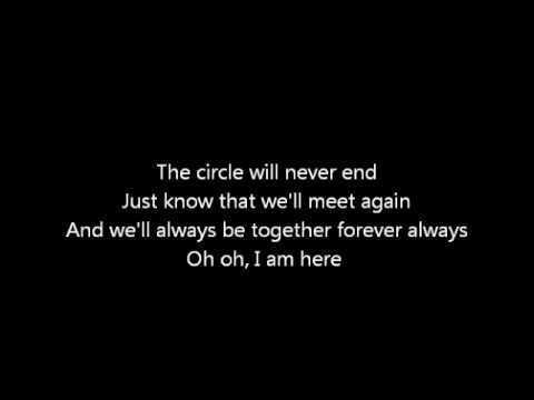 Little Mix - Always Be Together lyric video.