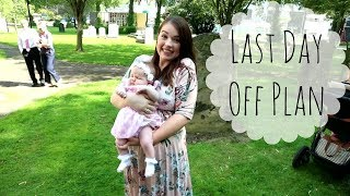 My Csection Wound Got Infected | Last Off Plan Day | Family Vlog