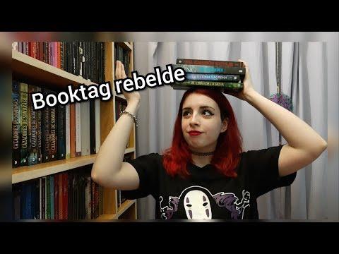 #Reseña – BookTag rebelde – Los mundos de Cami🌎