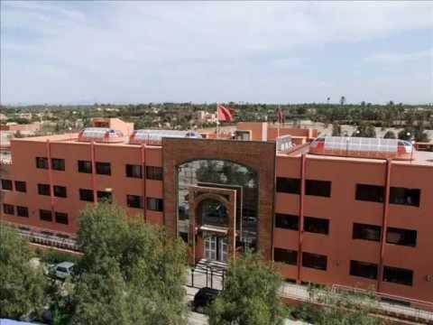 visite de l'école Ariha-2  Marrakech partie1/2 -SMIDI-