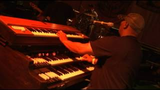 Ivan Neville and Dumpstaphunk at the Church of Universal Love and Music, PA 2009 Part 1