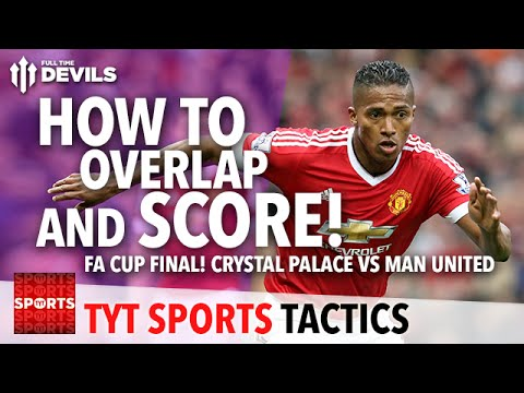 FA CUP FINAL! Crystal Palace vs Manchester United | TYT Sports Let