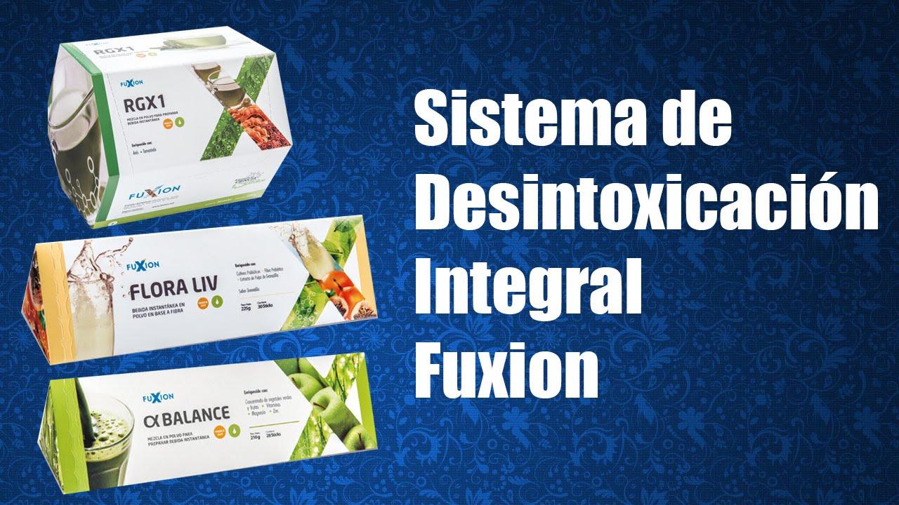 Productos para adelgazar fuxion rgx1