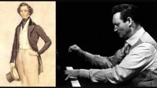 Cziffra plays Mendelssohn - Piano Concerto No. 1 in G minor, Op. 25 (1830-31)