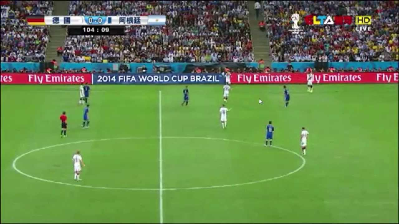 Hd World Cup 2014 Germany Vs Argentina Full Match Extra
