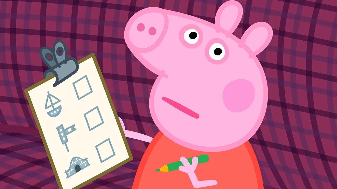 Peppa Pig Official Channel | Richard Rabbit Comes To Play | Peppa Pig Season 3