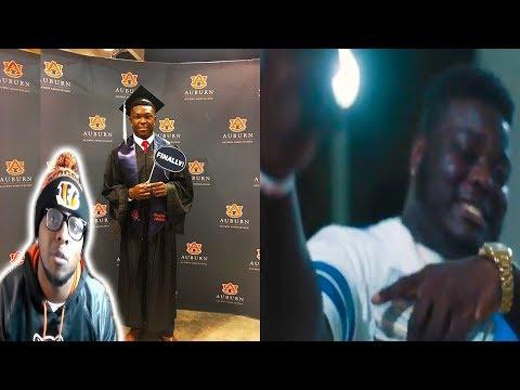 Ronald Ollie Got Bars? John Franklin III Graduates and Is Ready to Play WR. Last Chance  U News
