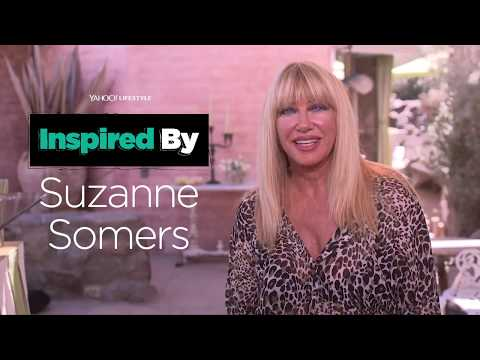 Suzanne Somers explains how her breast cancer was a blessing in disguise