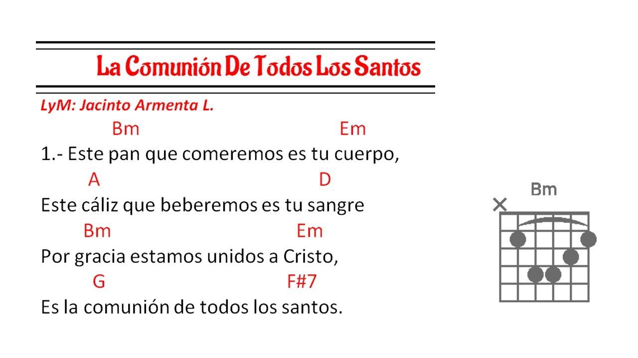 La Comunión de todos los Santos / Comunión