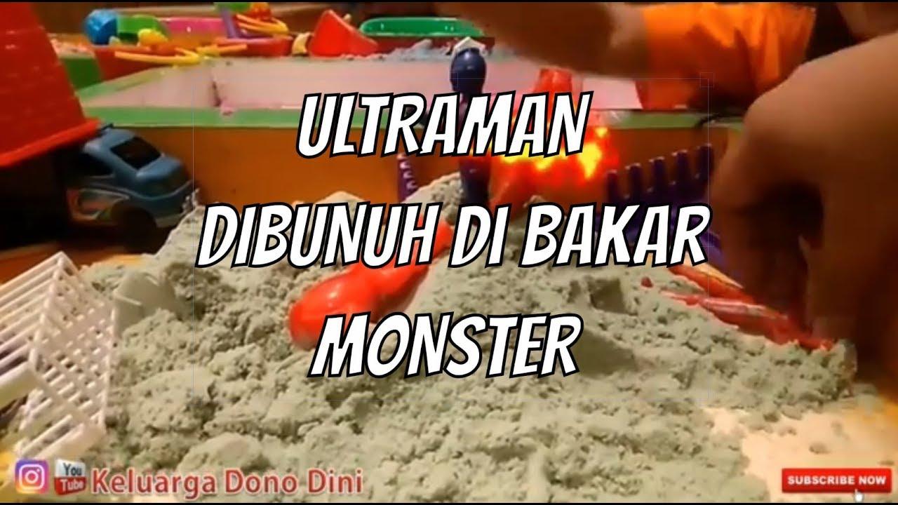 Death Battle Ultraman Taro, ultraman gaia versus the king Monster by Clarrita