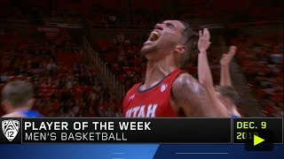 Runnin' Utes' Timmy Allen named Pac-12 Player of the Week thumbnail