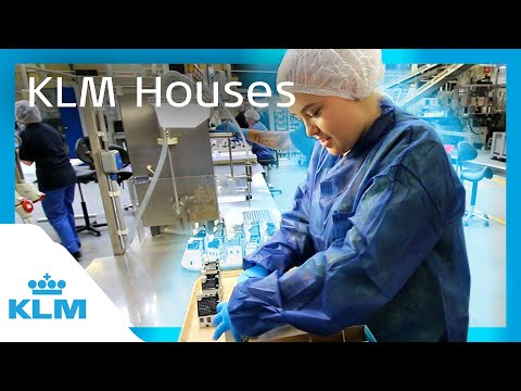 KLM Intern On A Mission - KLM Houses