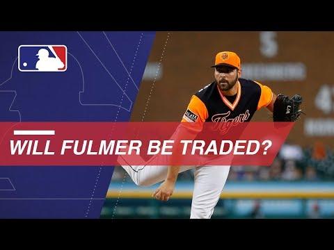 Fireballing starter Michael Fulmer could be trade bait