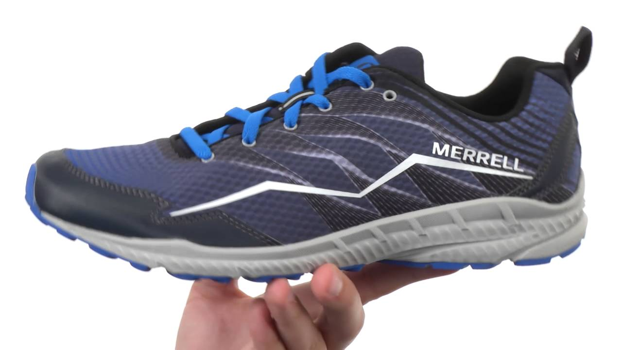 MERRELL TRAIL CRUSHER — Trail Running