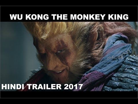 Wu Kong The Monkey King | Hindi Action...