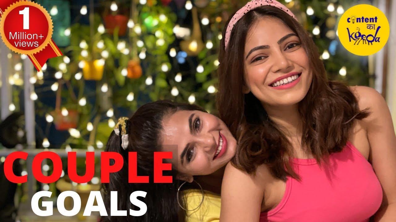 Download HINDI SHORT FILM | Romantic Movie Lesbian Love Story | Couple Goals | LGBTQ | Content Ka Keeda