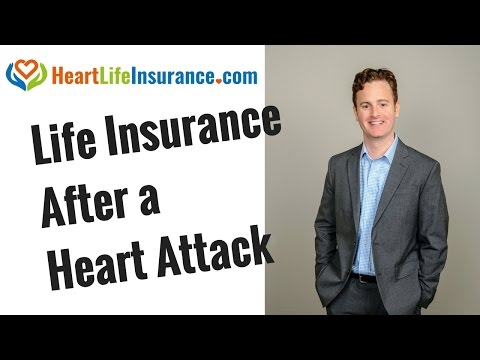 Life Insurance after a Heart Attack - Approved!