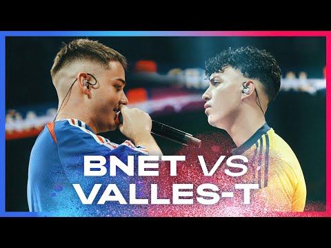 BNET vs VALLES-T - Final   Red Bull Internacional 2019