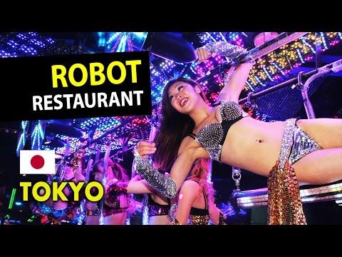 Robot Restaurant in Tokyo