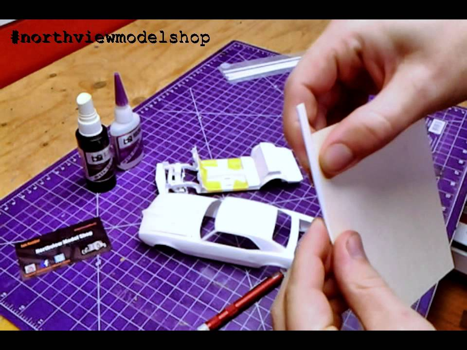 How To Build 125 Model Car