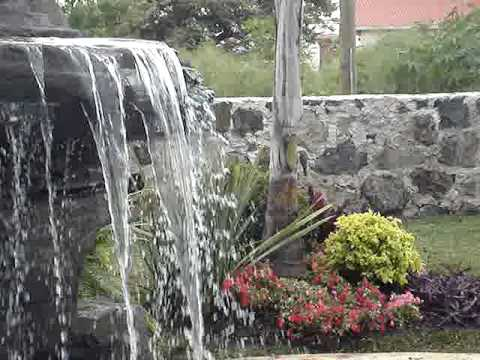 Cascada artificial volcanes 3 youtube for Cascada artificial en pared