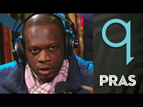 "The Fugees' Pras brings ""Sweet Mickey for President"" to Studio q"