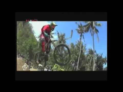 MNC Sport: ASIA PACIFIC DOWNHILL CHALLENGE 2014 BALI Klungkung