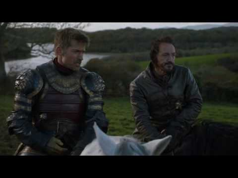 """Bronn """"Don't fucking say it"""" - Game of Thrones S06E07"""