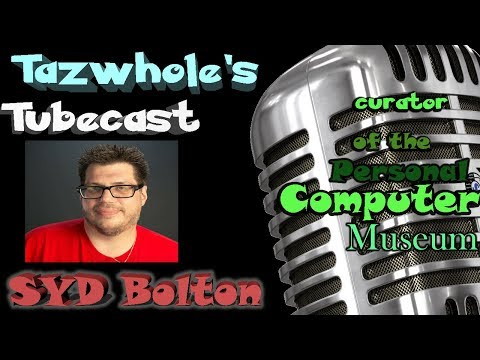 Tazwhole's Tubecast w/ Syd Bolton  (Canada's Top Gamer Collector)