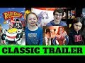 Who Framed Roger Rabbit Trailer (1988) Reaction!!!