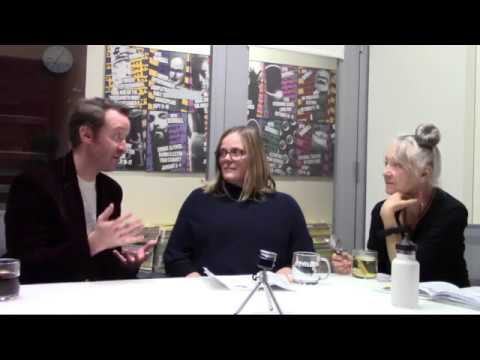"Office Hours: Victoria Anderson, Amy Trompetter, and John Heginbotham on ""Fantasque"""