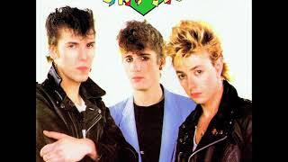 Everybody's Movin' (Glen Glenn cover) - Stray Cats (Hollywood, 1986)