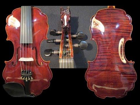 Baroque Violin Unboxing (Ebay)