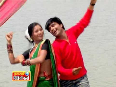 Marathi Song - Line Maroo - Nauvari Cha Nakhara - Marathi Video Song