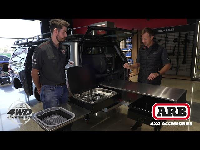 ARB Slide Kitchen