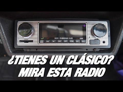 RPMlog #11 - Poniéndole sonido al Polo y review de radio retro por 20€. w/ Laur's Garage