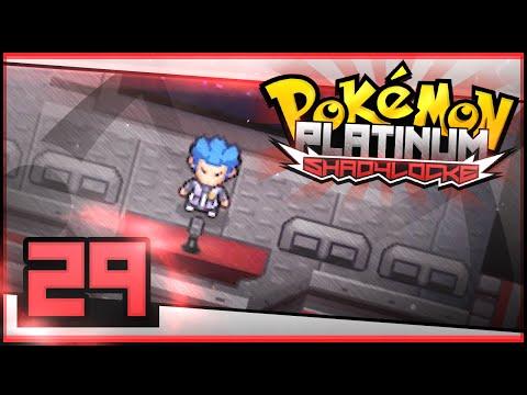 Super EFFECTIVE? | Let's Play Pokemon Platinum ShadyLocke Challenge w/ ShadyPenguinn