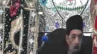 Allama Zamer Akhtar Naqvi  5th moharam4      Imam Bargah Chaharda Masoomen Ancholi,