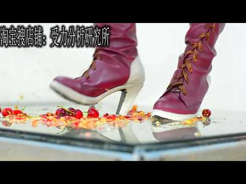 Chinese girl wear cosplay boots crush Violet Evergarden